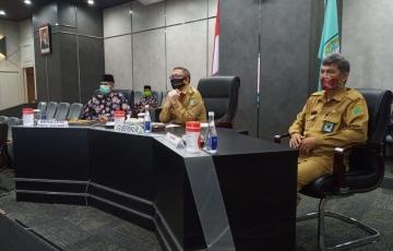 Launcing MTQ Tingkat Nasional XXVIII Tahun 2020 di Provinsi Sumatera Barat
