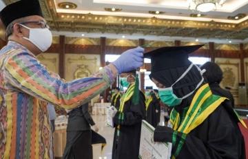 Wisuda Hafizh dan Hafizhah Kalimantan Barat Tahap I Tahun 2020