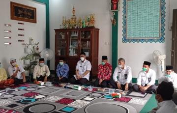 Kunjungan Karo Kesra Ke Pondok Pesantren dan Rumah Tahfidzh.