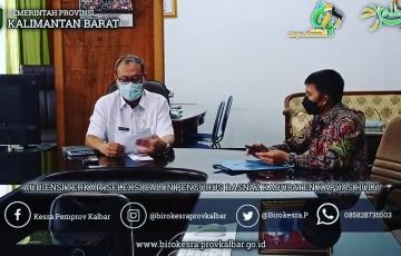 Kunjungan dari Pengurus BASNAZ Kabupaten Kapuas Hulu